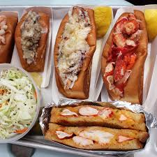 Lobster Rolls in the West Coast ...