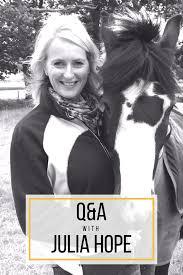 Team Tunnah Equestrian: Meet Julia Hope, Editor of Totally Horse ...