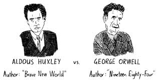 Frases marcantes de         George Orwell