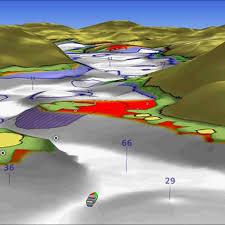 G2 Vision Chart Texas Gulf Coast Blue Chart G2 Vision Hd Maps Microsd Data