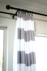 gray and white curtains chevron fabric blue shower curtain target