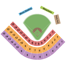 Cougar Field Seating Chart Constellation Field Seating Chart Cougar Field At Schroeder