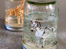 Ways To Decorate Glass Jars 100 Fun Ways To Decorate With Mason Jars And Wine Bottles DIY 49