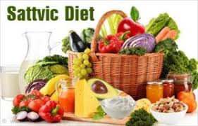 Image result for sattvic diet definition