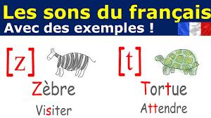 Phonétique française | alphabet phonétique français. Fle Prononciation Francaise Les Sons Du Francais Illustres Youtube