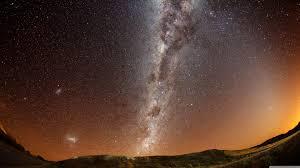 Galaxy View From Earth Ultra HD Desktop ...