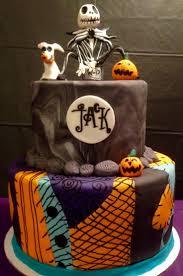 Jack Skellington Decorations Halloween 45 Best Creepy Nightmare Before Christmas Cakes Images On