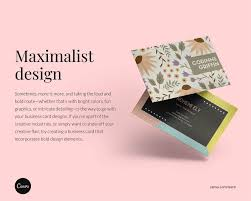 2019 Business Card Designs 21 Creative Business Cards Ideas And How To Get The Look Learn