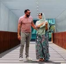 معز مسعود يدعم زوجته حلا شيحة: الشجعان زيك بس هم اللي بيراجعوا أنفسهم  ويعترفوا بأخطائهم ويصلحوها - دراما نيوز DRAMA NEWS