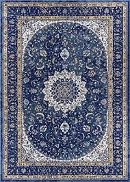 chic djemila medallion blue vintage persian fl oriental area rug 5 x 7 blue persian rug