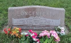 Ruth E. Longanecker Longenecker (1897-1972) - Find A Grave Memorial