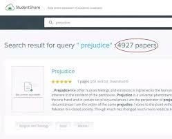 what is a good example of an essay on prejudice quora hi here s a link to the website multiple essays on prejudice studentshare just go through a quick registration and one of them