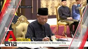 Official twitter of muhyiddin yassin, prime minister of malaysia fb: Muhyiddin Yassin Sworn In As Malaysian Prime Minister Youtube