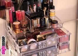 kim kardashian acrylic makeup storage home design kim kardashian