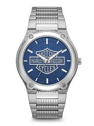 harley davidson men s watches bulova 76a159 harley davidson men s watch