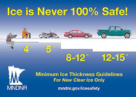 Mn Dnr Ice Thickness Chart Mn Dnr Ice Fishing Tournaments 2016 About Types Of Fish