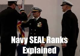 Us Navy Seals Rank Structure Insignia And Pay Updated 2019