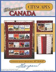 Sew Sisters Quilt Shop: Discover Canada - Cityscapes - Quilt Kit & Discover Canada - Cityscapes - Quilt Kit Adamdwight.com
