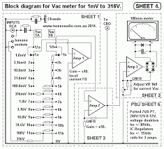 case vac wire diagram case automotive wiring diagrams mv meter ta sheet 4 block diagram 6