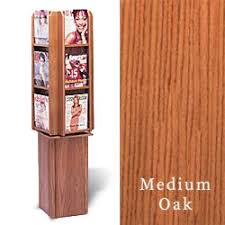 Storage Wood Magazine Rack Amazoncom Wood Magazine Rack Wooden Literature Tower Display Stand