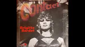 Brigitte Bardot - Contact - 1968 - YouTube