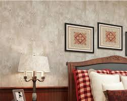 Beibehang American Retro Pastoral Floral 3d Wallpaper Bedroom Living