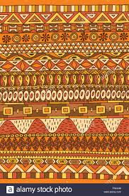 Ghana Fabric Designs African Textile Pattern Stock Photos African Textile