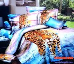 leopard print sheets animal print bedding sets aqua blue purple leopard animal print bedding set queen