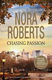 chasing pion by nora roberts