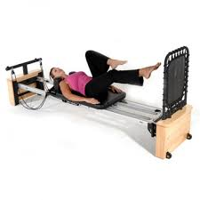 Aero Pilates Exercise Wall Chart Stamina Aeropilates Pro Xp 557 Pilates Reformer Machine