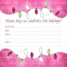 Christmas Wording Samples Wonderful O Marvelous Office Holiday Party Invitation Wording
