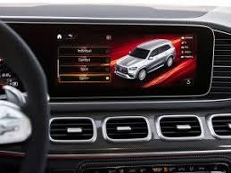 (554)кожа наппа двухцветная amg exclusive коричневый трюфель / чёрная. 2021 Mercedes Amg Gls 63 First Review Kelley Blue Book