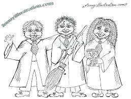 Harry Potter Coloring Pages For Kids Free Monopoly Harr