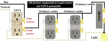 wiring diagram for gfci plug wiring image wiring cooper gfci outlet wiring diagram wiring diagram schematics on wiring diagram for gfci plug