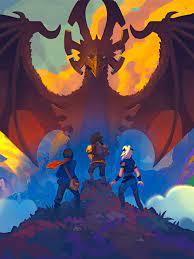 1668x2224 The Dragon Prince 1668x2224 ...