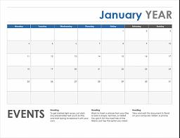 How to use a free calendar maker to make a free printable editable calendar. Horizontal Calendar Monday Start