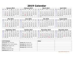 free calendar printable 2019 printable calendar 2019 free download yearly calendar templates