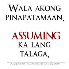 Hugot Quotes on Pinterest | Tagalog Quotes, Tagalog Love Quotes ...