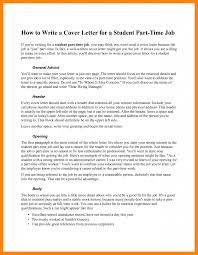Student Cover Letter For Resume 100 student application letter for part time job apgar score chart 68