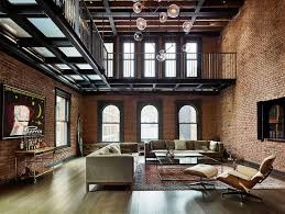 Modern Industrial S New York Apartment Turned Into Exquisite - Industrial apartment