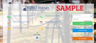 Uva Health System My Chart Mychartuva Com Uva Mychart Mychart Healthsystem Virginia Edu
