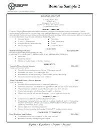 College Transfer Resume Sample Vimosoco