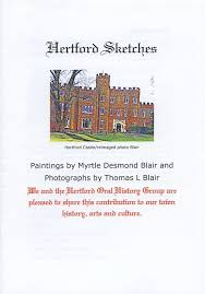 Hertford Sketches - Hertfordshire Archives and Local Studies