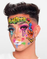 According to revelist, people on reddit began to accuse charles of faking his skill level in march, as many of his makeup looks are extremely. James Charles On Instagram Graffiti This Is One Of My Fav Looks I Ve Ever Done I Ve Always Loved Abstr James Charles Eye Makeup Art Creative Eye Makeup