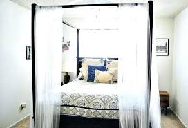 Amazing Curtains For Canopy Beds Girl Bed Bath Beyond My Canopies ...