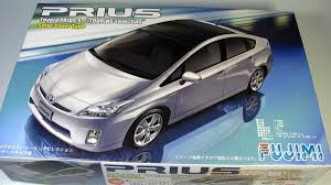 Toyota Prius S Touring Selection Solar Panel Type - Fujimi | Car ...