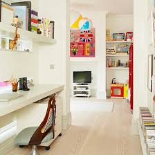 home office shelving ideas. Playroom Home Office With Floating Desk And Shelf Shelving Ideas