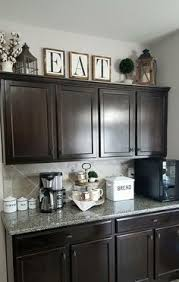 decor above kitchen cabinets. Perfect Kitchen Love The Top Of Cupboards In Decor Above Kitchen Cabinets