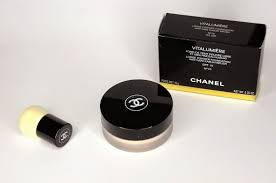 chanel vitalumiere. chanel vitalumiere loose powder foundation review y
