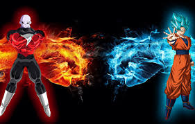 Wallpaper fire, red, flame, ice, game ...